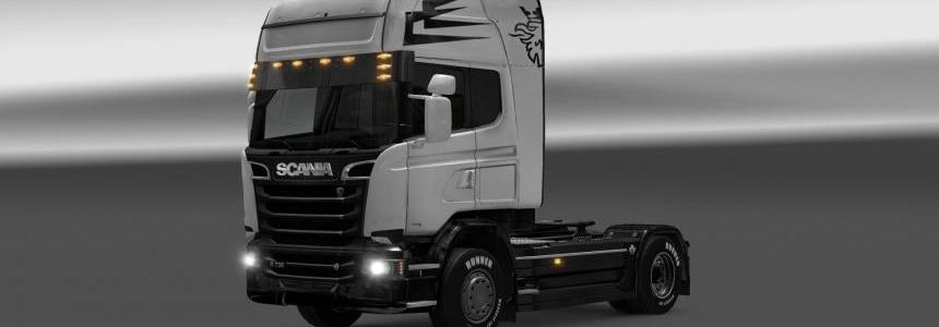 Scania Streamline Custom Bodypaint 1.22