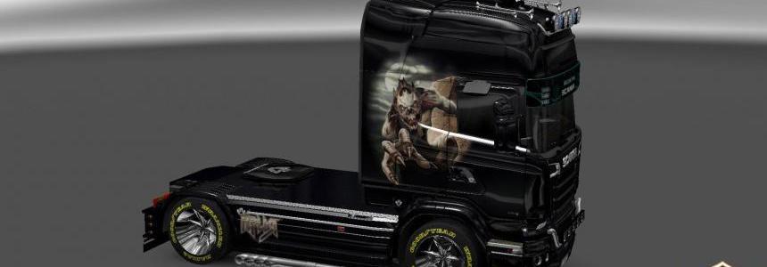 Scania Streamline Himera Skin