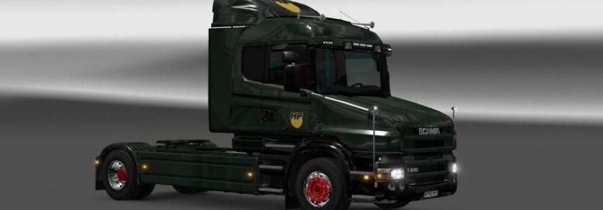 Scania T RJL H Friend V1.0