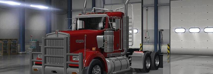 SCS trucks extra bumpers and parts v1.2