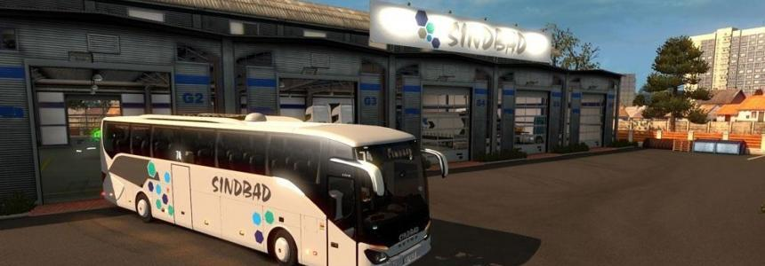 Setra 516 HD Edit by DamianSVW v0.2 BETA