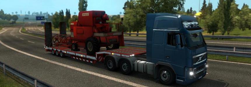 Single trailer - Fahrm 66 v1.0