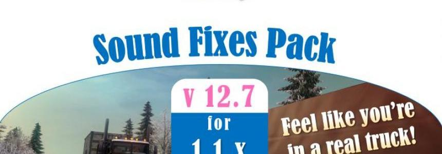 Sound Fixes Pack ATS v12.7