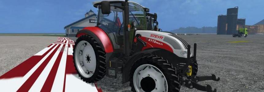 Steyr 4115 Multi Hardpoint v2.3