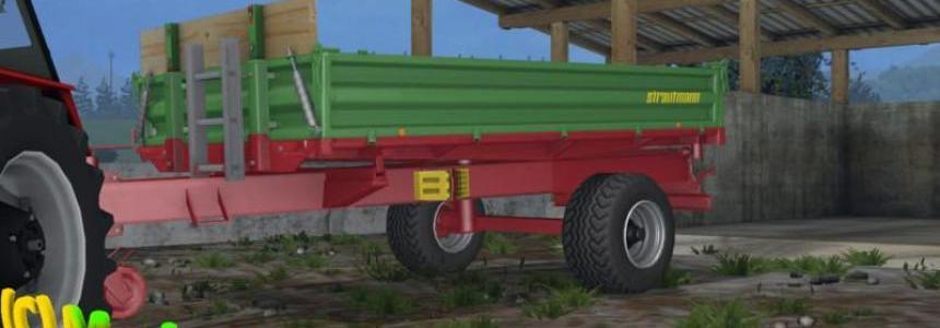 Strautmann wheeled tractors V1.0