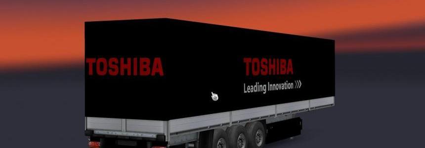 Toshiba trailer skin 1.22