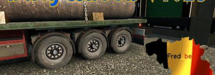 Trailer Dirty Wheels V1.23
