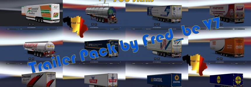 Trailer Pack by Fred_be V7 (+/-700 skins) 1.23.x