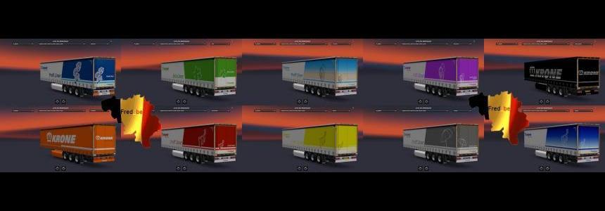 Trailer Pack Krone 1.22.x