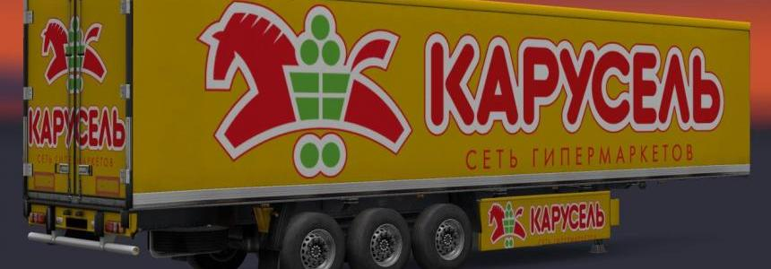Trailer Pack Russian Food Company v5.1