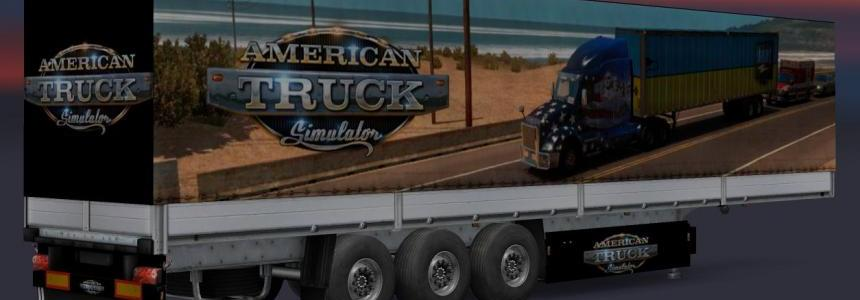 Trailer Pack SCS Truck Simulator v1.0