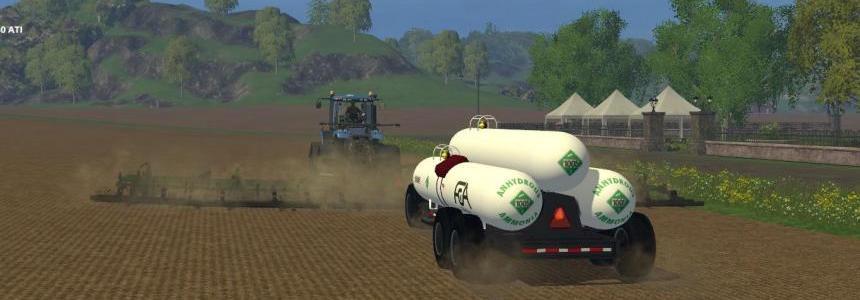 Triple Anhydrous Tank Wagon v1.0
