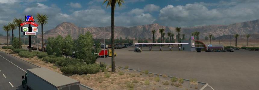 Truckstop TA v 0.01 by DeXtor
