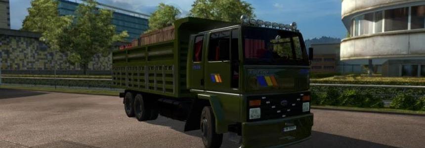 [TTMODS] Ford Cargo 2520 v3