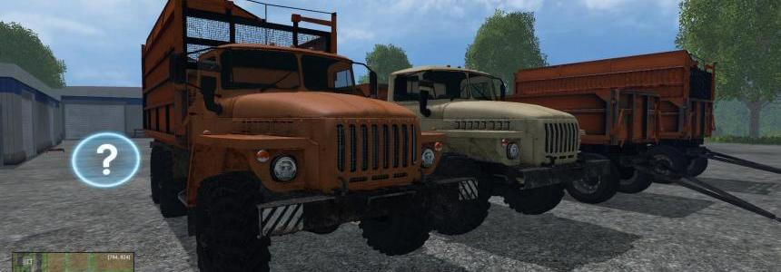 URAL Farmer Pack v1.0