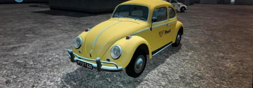 Volkswagen Beetle 1966 Post Edition v1.0