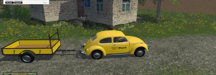 Volkswagen Beetle 1966 Post Edition v2.0