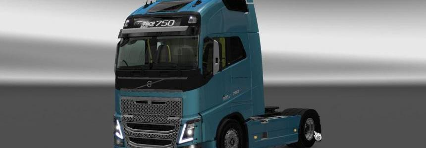 Volvo FH 2013 Reworked
