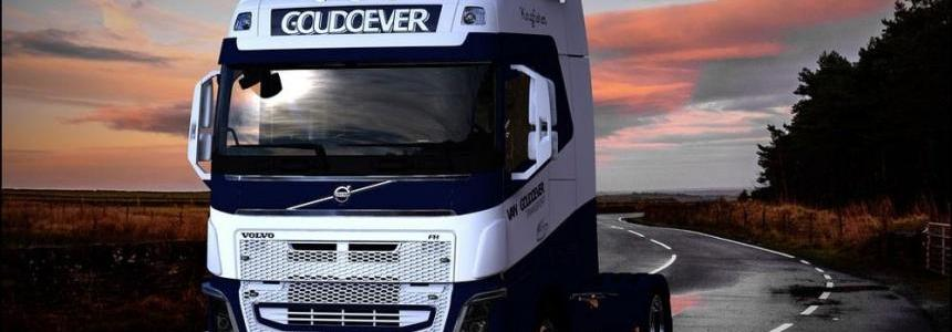 Volvo FH 750eev and MB Actros MPIV Reworked Stock Sound