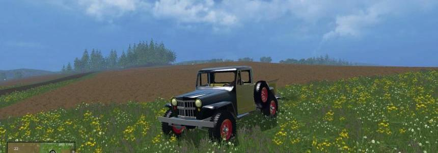 Willys pickup v1