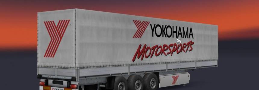 Yokohama trailer skin 1.22