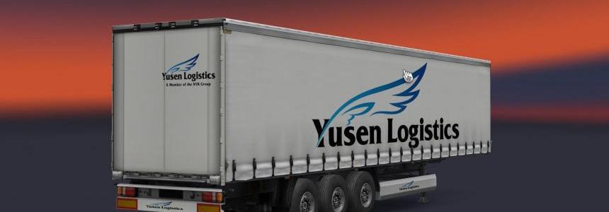 Yusen Logistics skin 1.22