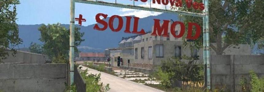 ZD Agro Nova Ves + Soil Mod