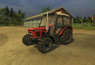MR Zetor 5245
