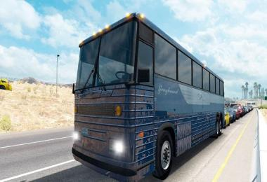 Skin Greyhound Bus