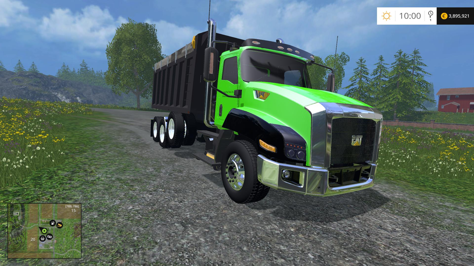 Ros Truck Scania And Trailer V0 5 Beta also CPRL 5GP CL Y further 2012 Western Star 4900sa Picker Boom Truck likewise Steel Tray besides Extra. on step deck truck