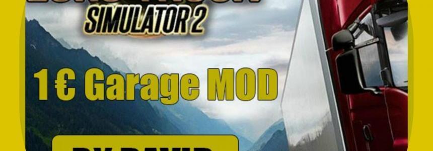 1eur Garage Mod 1.23