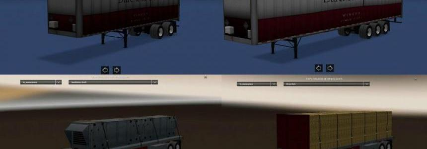 ATS Trailers Pack v1.1