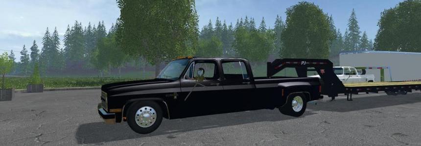 1984 Chevy 30 Series 6.5 Diesel v1