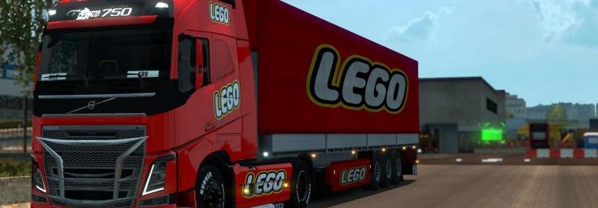 Volvo Lego Combo v1