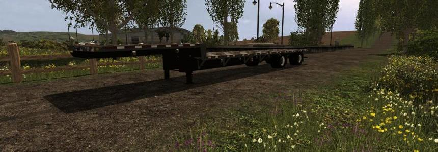 Fatbed Trailer v1.0