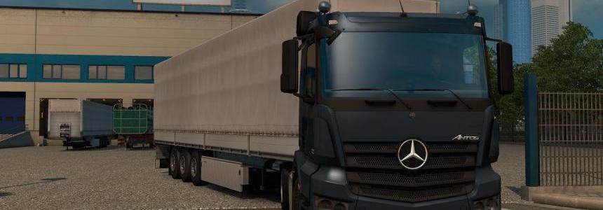 Mercedes-Benz Antos '12 1.23