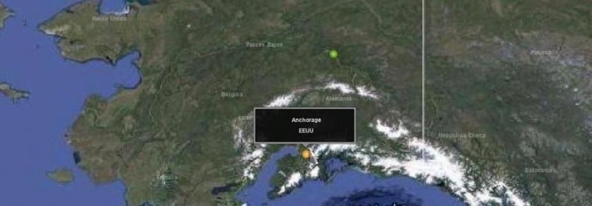 Alaska Map v3.1