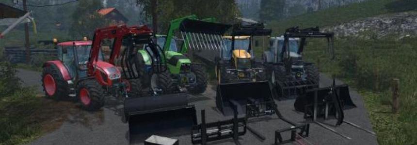 Alo front loader