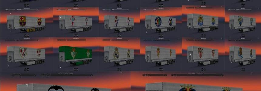 BBVA Liga Trailer Pack By Gile004 v1
