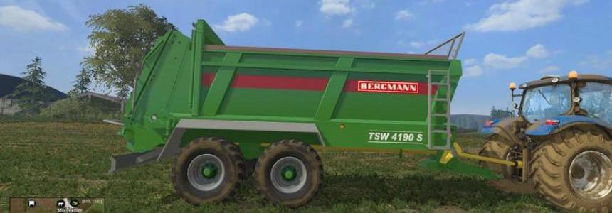 Bergmann TSW 4190 S v2.0