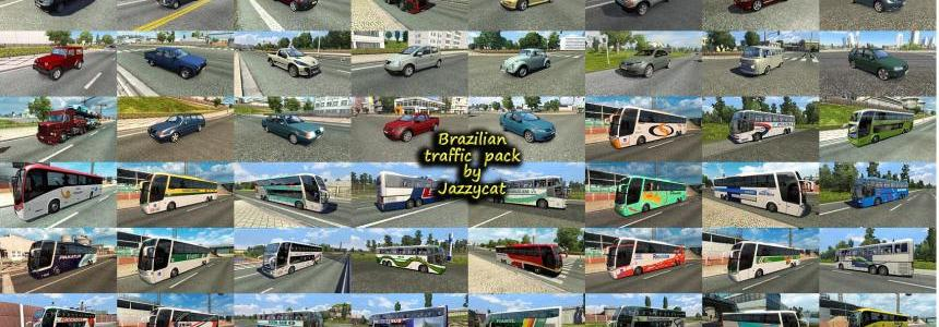 Brazilian traffic pack by Jazzycat  v1.3.1