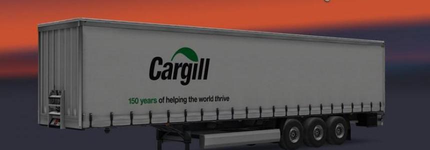 Cargill trailer