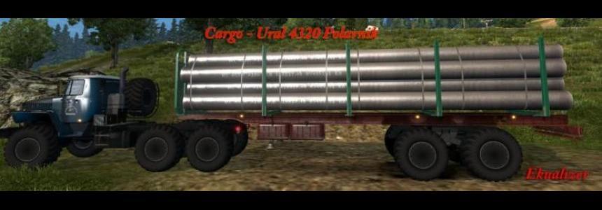 Cargo Ural 4320 Polarnik
