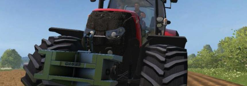 Case IH Optum Weight v1.0