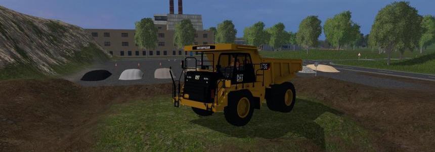 Caterpillar 773G v1.0