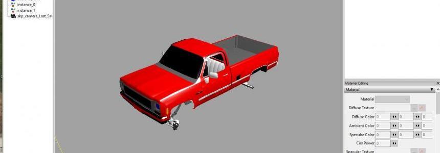 Chevy truck v1