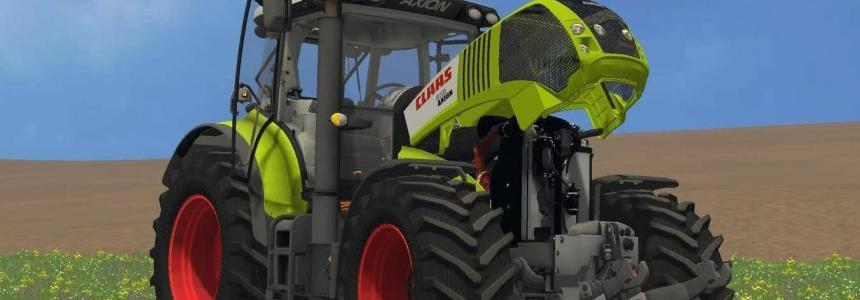 CLAAS AXION 850 v1.3
