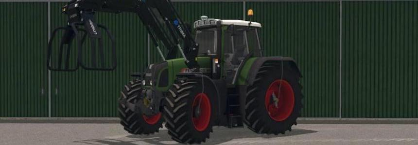 CT Fendt 820 with RDA v1.0