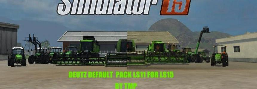 Deutz Default LS11 for LS15 V1.0
