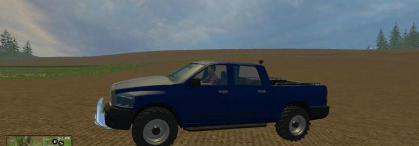 Dodge Ram Pickup with passenger Script v1.0